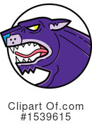 Panther Clipart #1539615 by patrimonio
