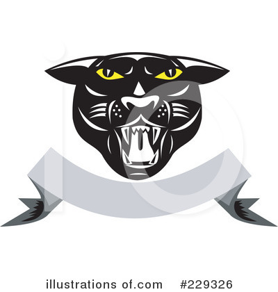 Panther Clipart #229326 by patrimonio