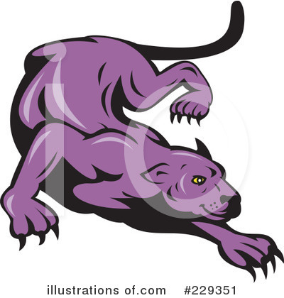 Panther Clipart #229351 by patrimonio