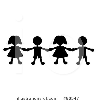 Friends Clipart #86547 by Pams Clipart