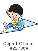 Paper Plane Clipart #227964 by Lal Perera