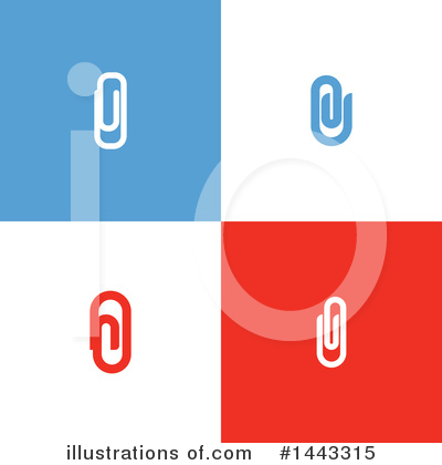 Paperclip Clipart #1443315 by elena