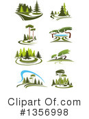 Park Clipart #1356998 by Vector Tradition SM