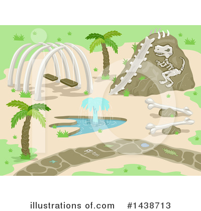 Prehistoric Clipart #1438713 by BNP Design Studio