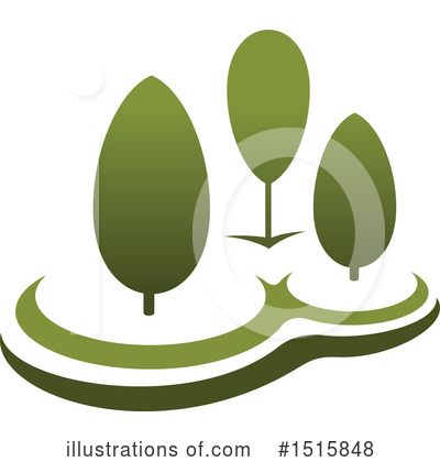 Tree Clipart #1515848 by Vector Tradition SM