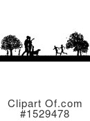 Park Clipart #1529478 by AtStockIllustration