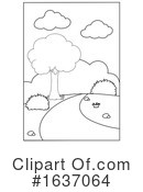 Park Clipart #1637064 by Graphics RF