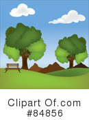 Park Clipart #84856 by Pams Clipart