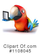 Parrot Clipart #1108045 by Julos