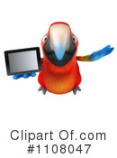 Parrot Clipart #1108047 by Julos
