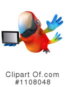 Parrot Clipart #1108048 by Julos