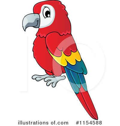 Bird Clipart #1154588 by visekart