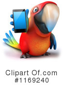 Parrot Clipart #1169240 by Julos