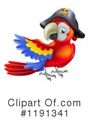 Parrot Clipart #1191341 by AtStockIllustration