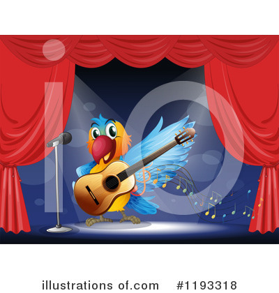 Concert Clipart #1193318 by Graphics RF