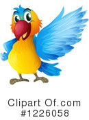 Parrot Clipart #1226058 by Graphics RF