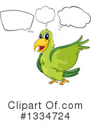 Parrot Clipart #1334724 by Graphics RF