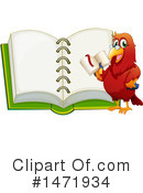 Parrot Clipart #1471934 by Graphics RF