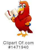 Parrot Clipart #1471940 by Graphics RF
