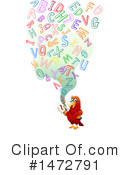 Parrot Clipart #1472791 by Graphics RF