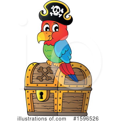 Pirate Clipart #1596526 by visekart