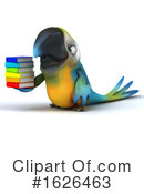 Parrot Clipart #1626463 by Julos