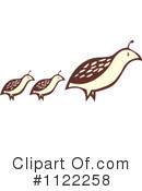 Royalty-Free (RF) partridge Clipart Illustration #1122258