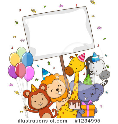 Lion Clipart #1234995 by BNP Design Studio