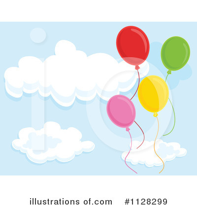 Birthday Clipart #1128299 by Graphics RF
