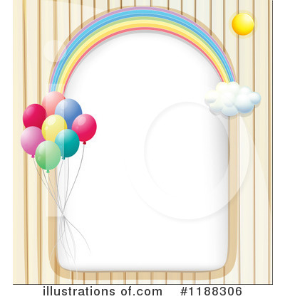 Birthday Clipart #1188306 by Graphics RF