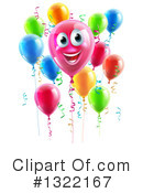 Party Balloons Clipart #1322167