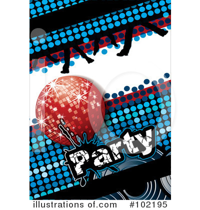 Disco Clipart #102195 by MilsiArt