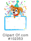 Party Clipart #102353
