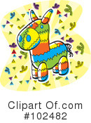 Royalty-Free (RF) Party Clipart Illustration #102482