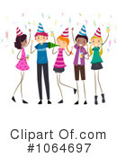Party Clipart #1064697