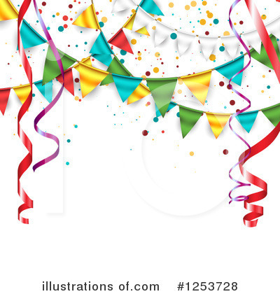 Party Clipart #1253728 by vectorace
