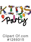 Party Clipart #1269315 by Prawny