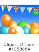 Party Clipart #1358864 by elaineitalia