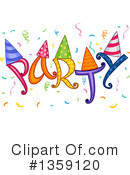 Party Clipart #1359120