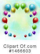 Party Clipart #1466603 by KJ Pargeter