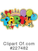 Party Clipart #227482 by visekart