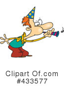 Party Clipart #433577 by toonaday