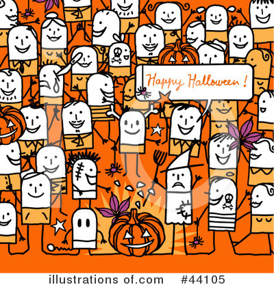 Stick Character Clipart #44105 by NL shop