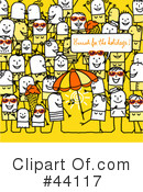 Party Clipart #44117 by NL shop
