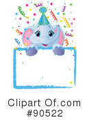 Party Clipart #90522