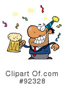 Party Clipart #92328 by Hit Toon