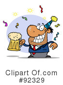 Party Clipart #92329 by Hit Toon