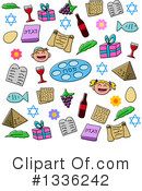 Passover Clipart #1336242 by Liron Peer