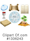 Passover Clipart #1336243 by Liron Peer