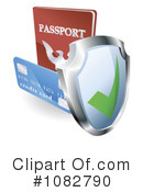 Passport Clipart #1082790